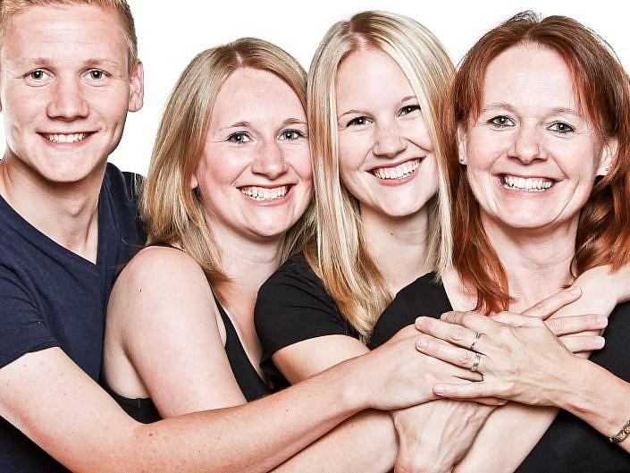 starke Familienbande